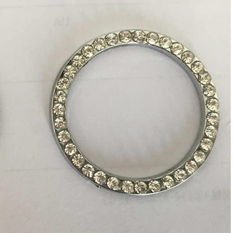 Kunci Kontak Mobil Aksesoris Cincin untuk Cooper Countryman R60 R56 R50 F56 F55 R52 R57 R58 R59 R61 R62 R53 MINI COOPER R50 R52 R53