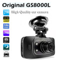 "GS8000L Car DVR Cam 2.7"" TFT 1080P 140 Degree Lens Vehicle Camera Driving Recorder G-sensor Motion Detection IR Night Vision"