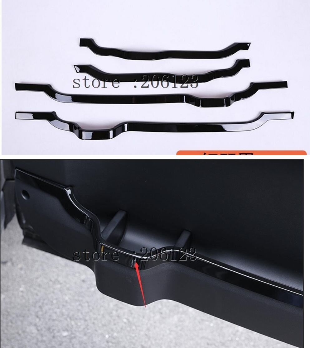 For 2010-2016 Land Rover LR4 Discovery 4 Car Door Interior Strip Line Cover Molding Trim ABSFor 2010-2016 Land Rover LR4 Discovery 4 Car Door Interior Strip Line Cover Molding Trim ABS