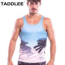 Taddlee Brand 2018 New Mens Tank Top Shirts Tees Vest Sleeveless Outdoor Gym Run Basketball Undershirts Stringer Singlets Sport