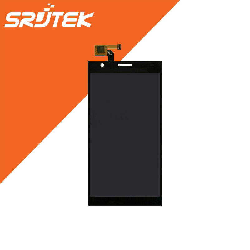 5.0 inch Black 1280x720 For ZTE S2010 LCD Display+Touch Screen Digitizer Assembly Replacement Parts