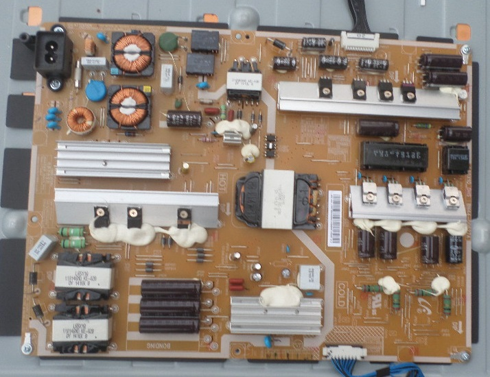 L75S1-DHS BN44-00621A power panel is used 2116 s g916w g2216w h2216w tft22w90ps power panel used disassemble