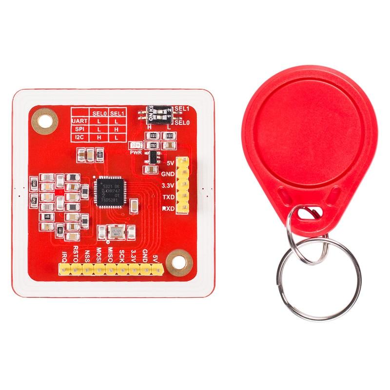 SunFounder PN532 NFC RFID Module Kit Reader Writer with Key
