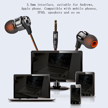 JBL T180Ain-ear Headsets with Micfor Smartphones