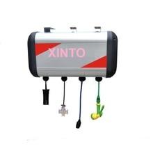 4 комбинированных бака, omposite коробка автомобильной катушки шланга, автоматическое восстановление прокатки машины водопроводные шланги c