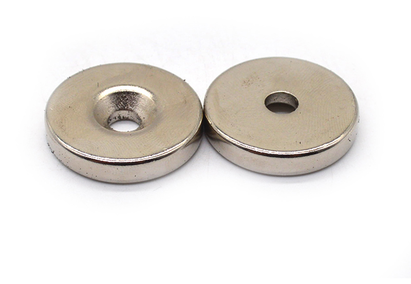 5pcs 15x4mm hole 5mm magnet Super strong neodymium N52 N45 disc 15x4 magnet D15 4mm NdFeB Magnet Neodymium magnet W 5mm Hole in Magnetic Materials from Home Improvement