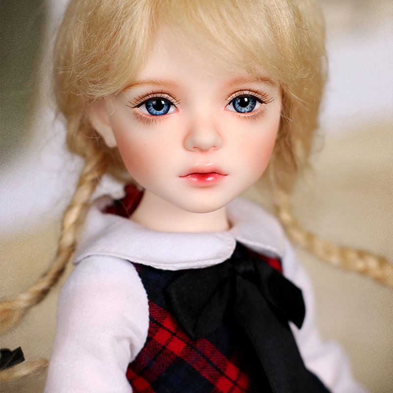 Top Quality New Arrival 1/6 BJD Doll BJD/SD Cute Cheries Resin Model Doll For Baby Girl Birthday Gift Present
