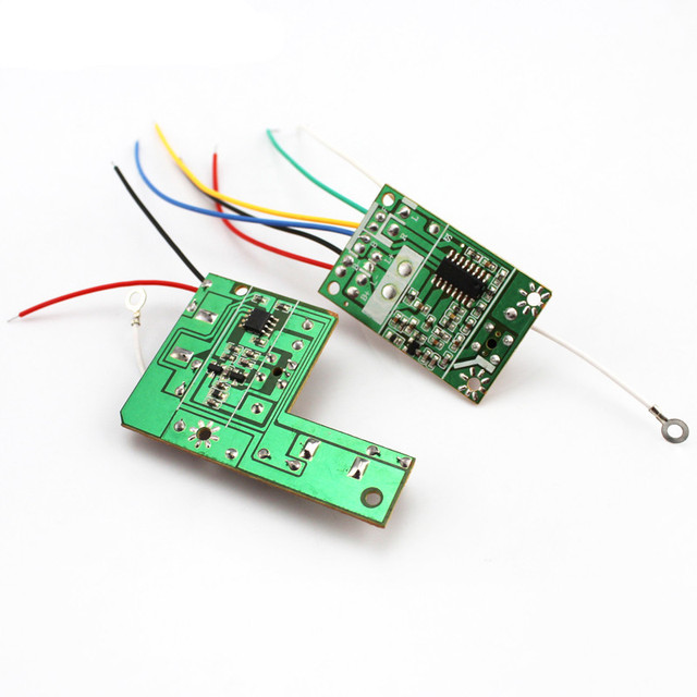 27mhz 4ch transmitter receiver board for remote control car diy rc rh aliexpress com