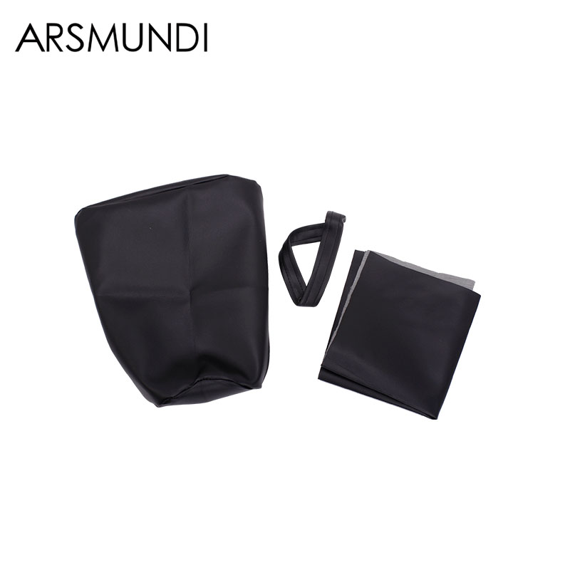 Seat Cushions Leather Cover Seat Waterproof For HONDA CBR250 MC19 CBR250RR NC19 CBR19 1988 1989 Motorcycle Accessories