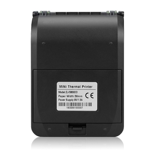 Image 2 - NETUM 1809DD Portable 58mm Bluetooth Thermal Receipt Printer Support Android /IOS  for POS System