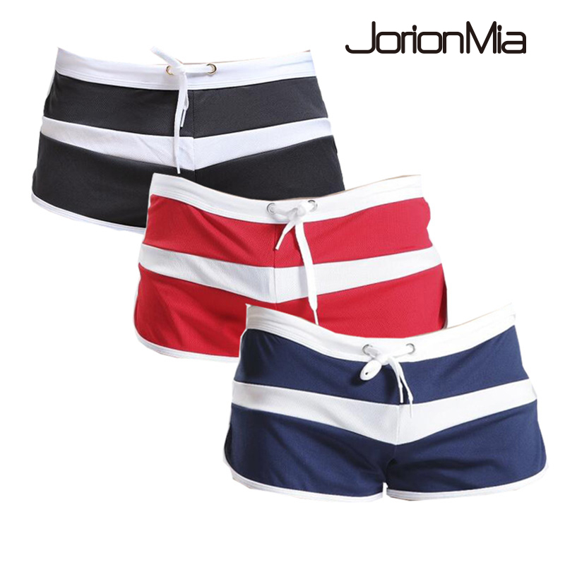 Back To Search Resultsunderwear & Sleepwears 3pcs Trunk Mens Boxers Thong Open Butt Sexy Underwear Men Underpants Male Panties Shorts U Convex Pouch Gay Breathable Boxers Attractive Fashion