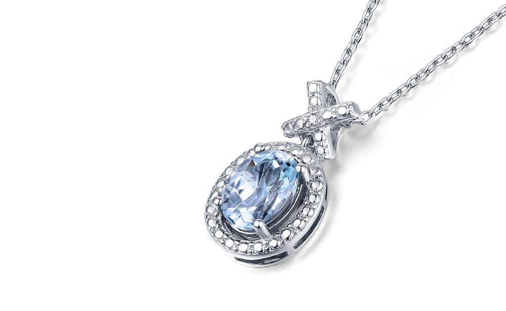 silver diamond blue topaz CASE06157SA-1 (5)