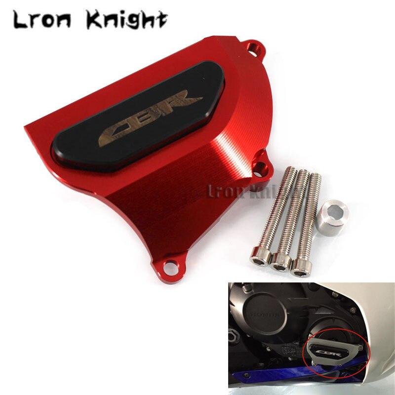 Pour HONDA CBR1000RR CBR 1000RR CBR 1000RR 2008 2009 2010 2011 2012 accessoires moto Crash Pad Motorschutz Crashpads