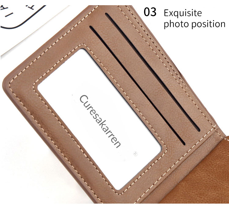 HTB11DV.OsfpK1RjSZFOq6y6nFXax - NO.ONEPAUL Leather Slim Wallets Mini Wallets Magic Card Holder Men Wallets Money Bag Male Vintage Black Short Purse Small