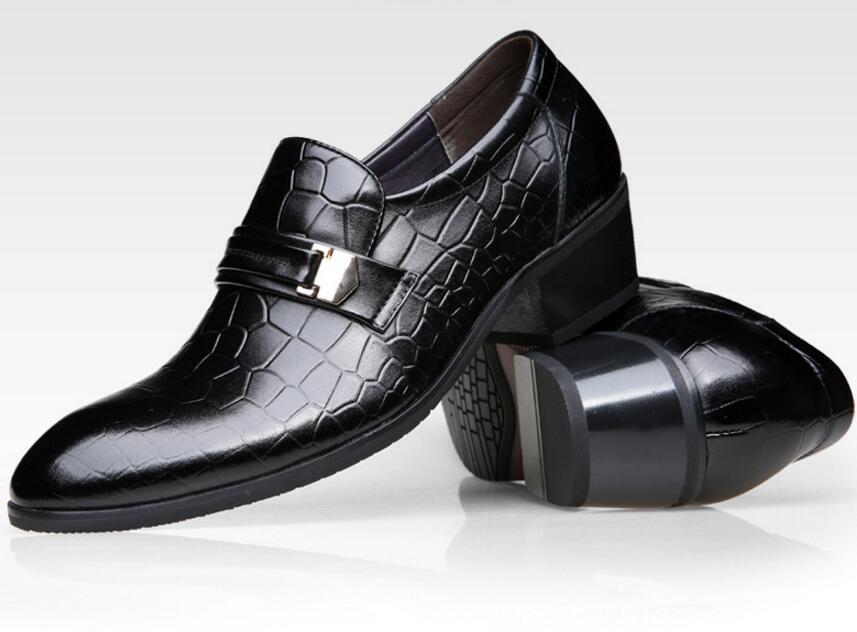 Da Preto Hombre Moda Sapato Homens Sapatos Masculina Toe marrom Apontou Jozigbema Novos Calçados Zapatos Formal Britânico Masculinos Oxfords Estilo Casamento xwUFZEZq