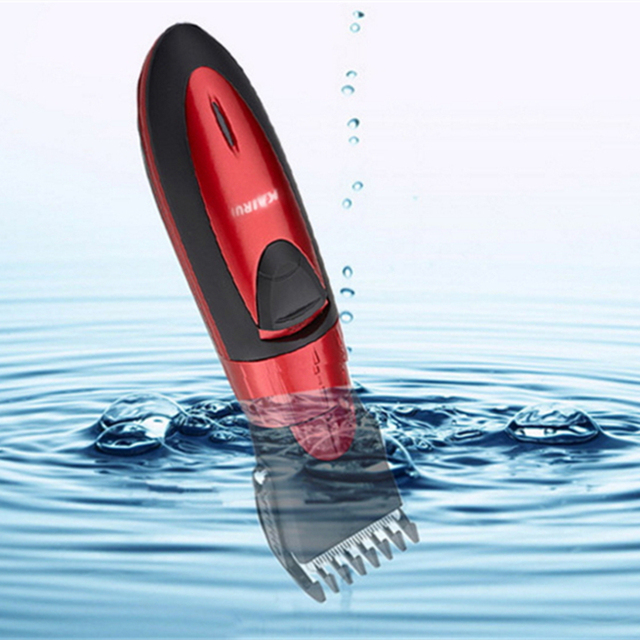 New Washable Electric Hair Clipper Rechargeable Razor for Men Baby HC001 Cordless Beard Trimmer Shaver Hair Cutting Machine 220V 1