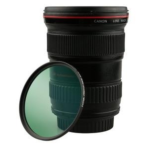 Image 2 - Ультратонкий цифровой фильтр FOTGA 72 мм MCUV с многослойным покрытием, УФ фильтр для 72 мм
