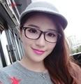 Óculos para O Computador Oculos de grau Óculos de Armação de óculos para Homens Mulheres Transparente Azul Antireflective Revestimento Anti UV
