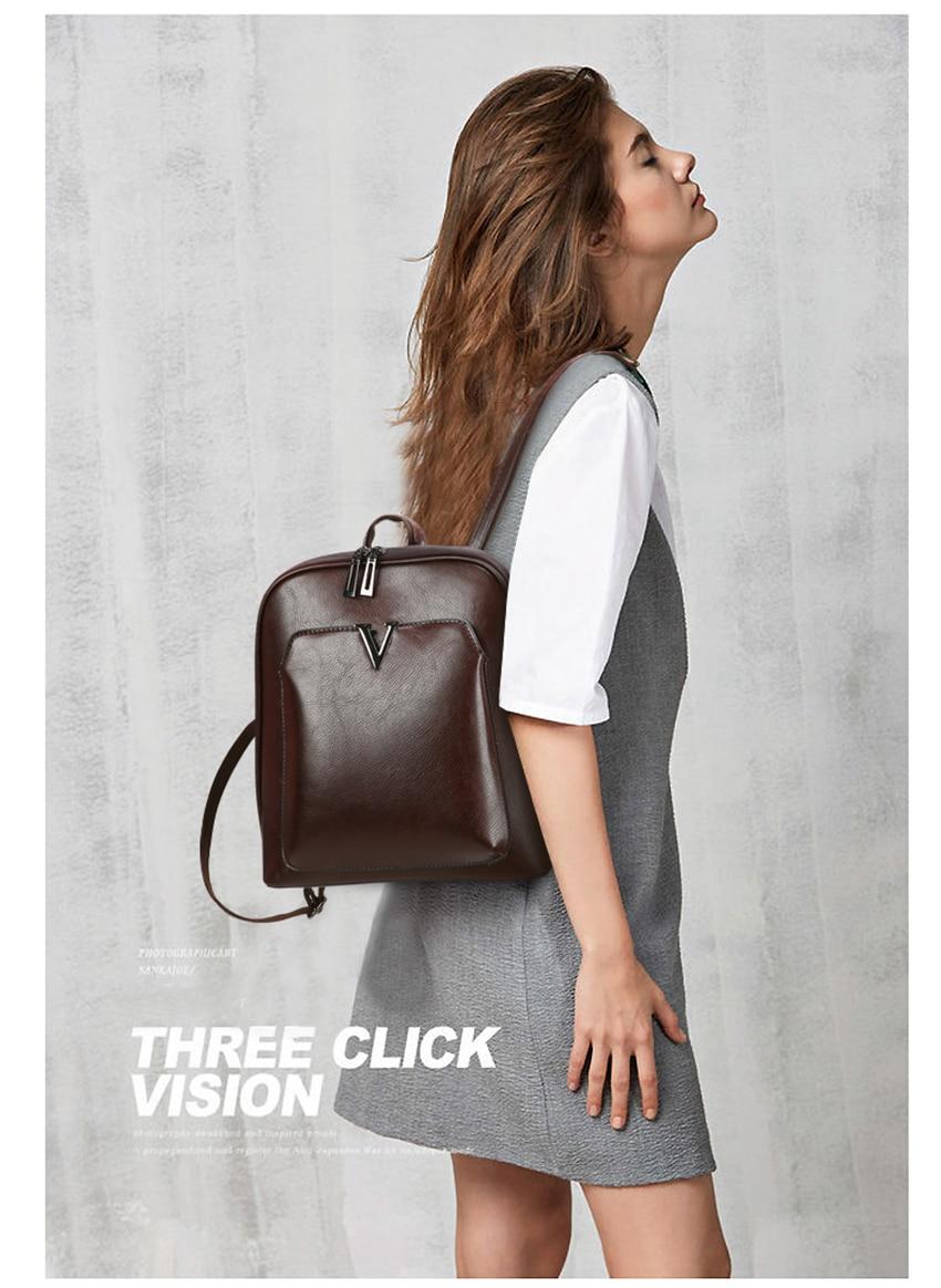 HTB11DYoXErrK1RkSne1q6ArVVXay 2018 Women Vintage Backpack Leather Luxurious Women Backpack Large Capacity School Bag For Girls Leisure Shoulder Bags For Women