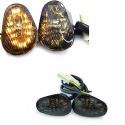 Sygnalizacja świetlna dymu kierunkowskazy wskaźniki LED dla YAMAHA YZF R1 R6 R6S 2003-2014