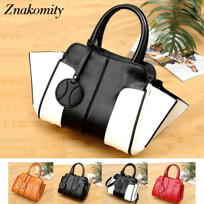 Znakomity New desigual classic female handbag charms women s genuine  leather shoulder messenger bag wing Fashion unique hand bag f71850d59066f
