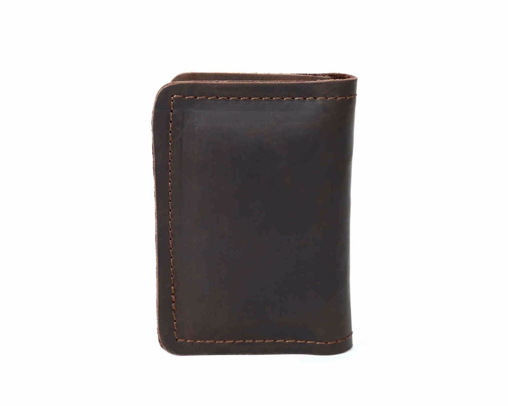 Men Wallets Leather Vintage Design Purse Men Brand Famous Card holder Mens Wallet carteira masculina Wholesale price