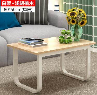 80*50CM Modern Wood Laptop Table Multifunction Lazy Bedside Table Living Room Coffee Table Folding Notebook Computer Desk folding wood laptop table lazy bedside table notebook computer desk