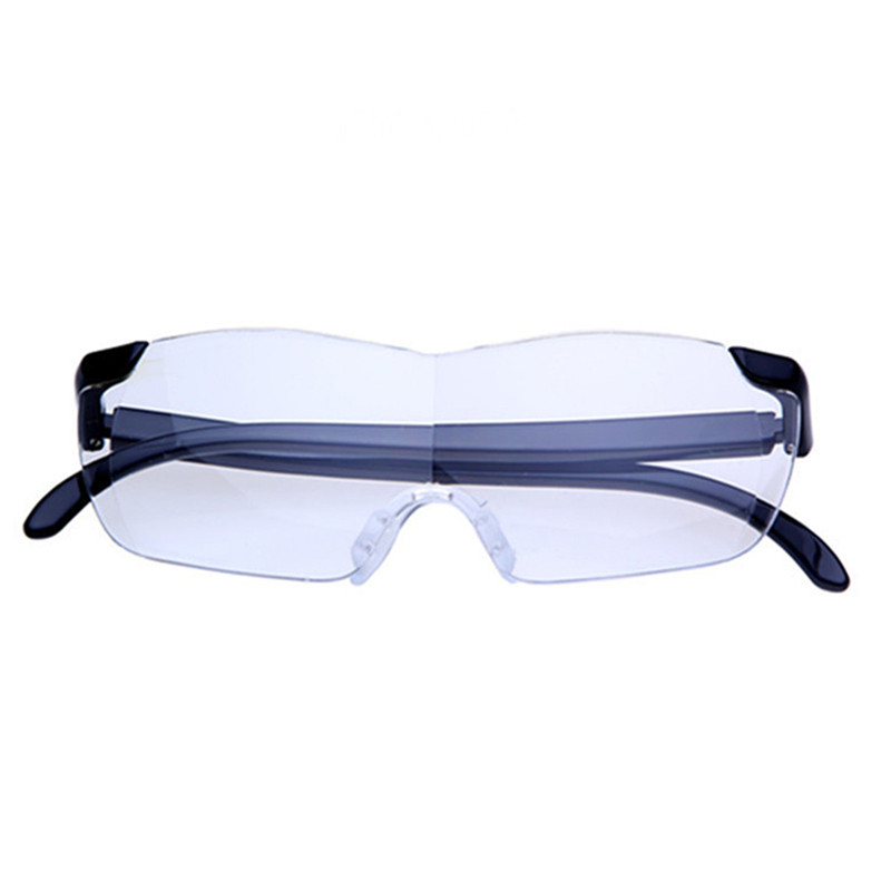 The Same Vision 250% Magnifying Glass Magnification Unisex Eyewear Reading Glasses Magnifier Reading Lightweight Glasses