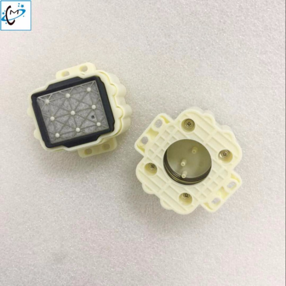 Free shipping 4pcs/lot Wit color ultra 9000 9100 9200 sheet capping Smart color 9100 solvent dx5 dx7 head cap top