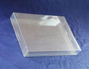 Image 5 - Ocgameクリア透明8 ビットファミコンゲームボックスcibゲームプラスチックペットnesプロテクターケースゲームボックス高品質5ピース/ロット