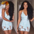 Brazilian Curly Virgin Hair Wig 200% Density Natural Lace Front Wigs Glueless Full Lace Human Hair Wigs With Baby Hair
