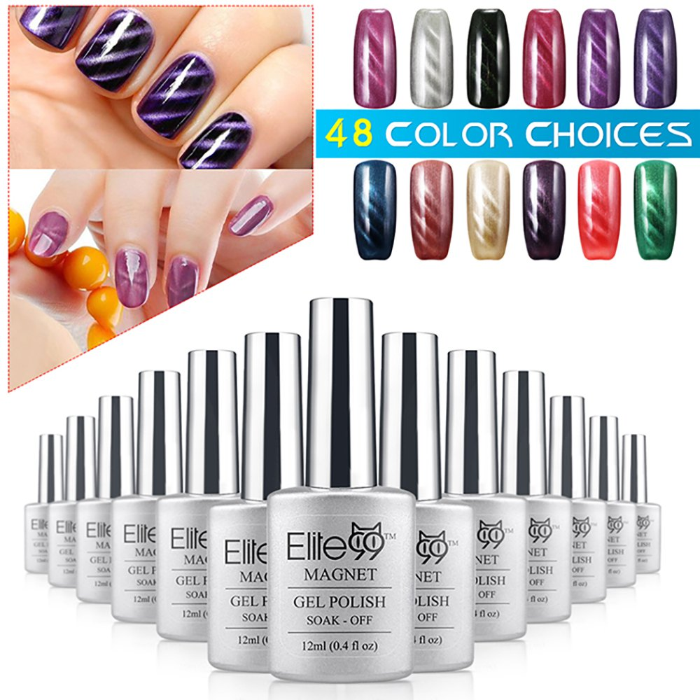 12ml Sexy 24 Colors Solid Soak Off Water-Based Nail Gel Polish Salon Party Nailpolish Smooth Vernis Beauty Varnish 1429145