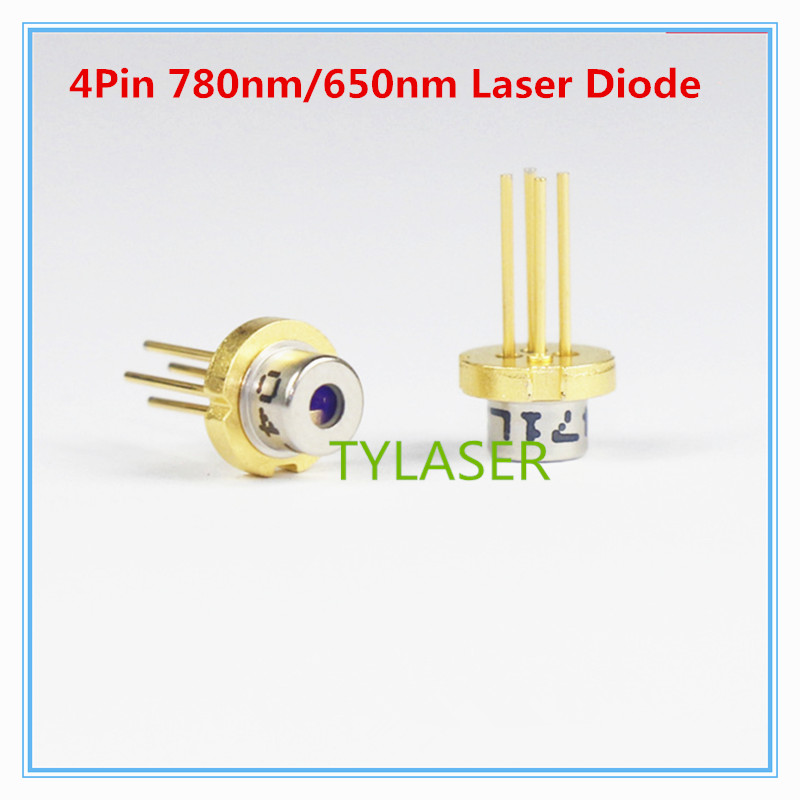 SONY 5mW 780/650nm  Dual Wavelength Laser Diode SLD6164RL