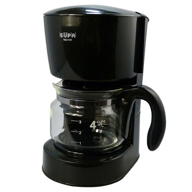 Semi-Automatic Coffee Machine Multifunction Heat Preservation Coffee Maker Machine Tea Machine fit for Home Commercial automatic espresso coffee machine grinding coffee beans heat preservation timing function all in one coffee maker