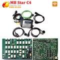 Cheio De Chip PCB suporte Multi-Línguas MB Estrela C4 sem Hdd com WI-FI para carros e caminhões DHL livre