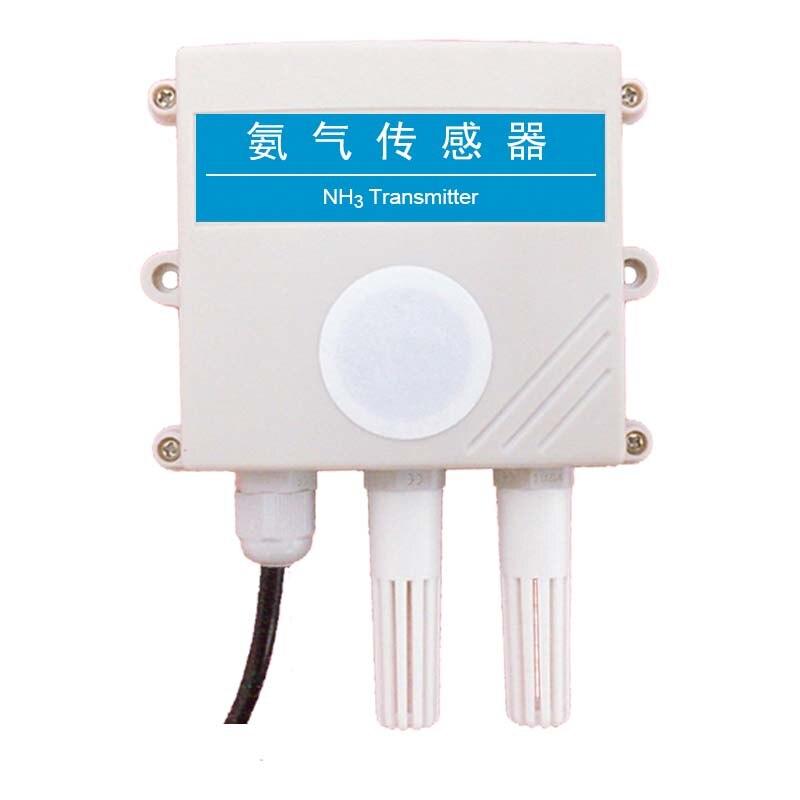 Capteur d'ammoniac MQ137 transmetteur NH3 poulailler toilettes publiques détection de ferme porcine 4-20 mA sortie RS485