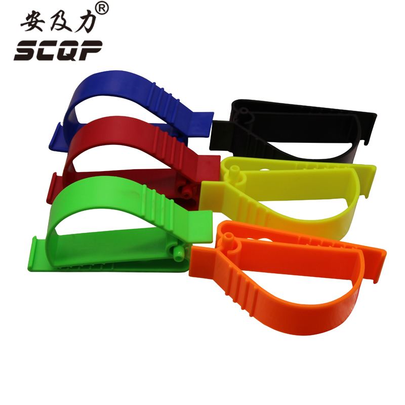 Utility Catcher Clip For Hard Hats Face Shields Extension Cords Ear Muffs Key Rings Welding Strikers