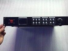 Kysatr KS600 LED видео процессор масштабирования 1920*1200 Поддержка 2 отправки карт dvi, VGA, HDMI, LED контроллера видеостены, Нова и LINSN