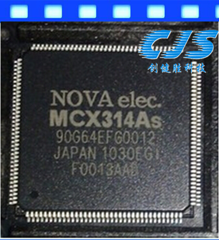 The original MCX314AS MCX314 314 Axis motion control chip TQFP144