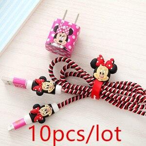 10pcs/lot Lovely Cartoon USB C