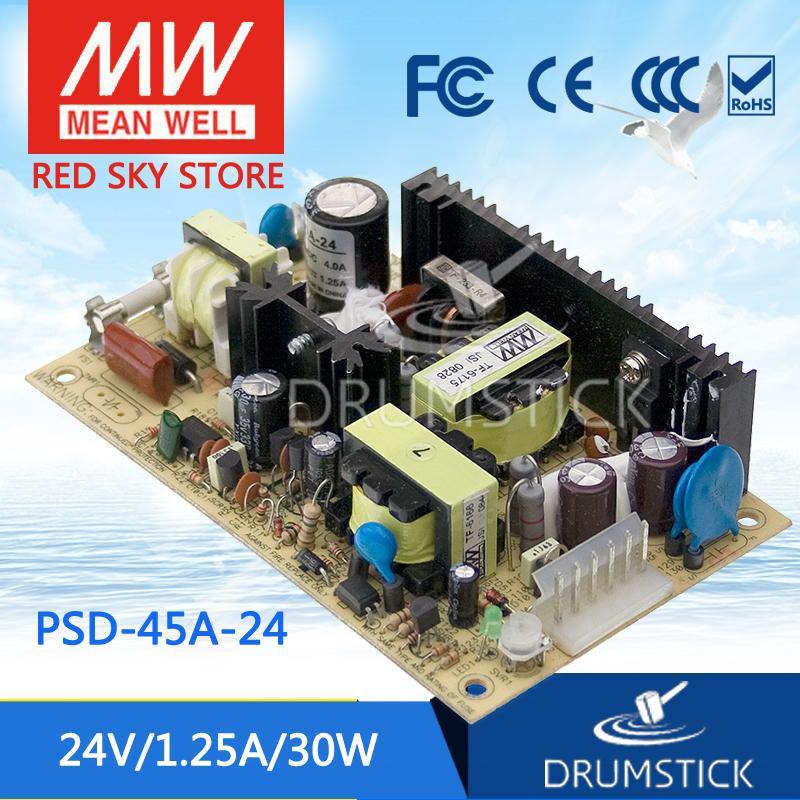 Advantages MEAN WELL PSD-45A-24 24V 1.25A meanwell PSD-45 24V 30W Single Output DC-DC ConverterAdvantages MEAN WELL PSD-45A-24 24V 1.25A meanwell PSD-45 24V 30W Single Output DC-DC Converter