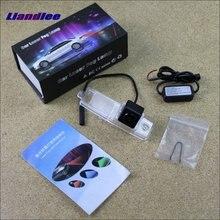 Liandlee Auto Laser Fog Lamps For Toyota RAV4 / Vanguard 2006~2012 Preventing Rain Haze Truck Car Alarm