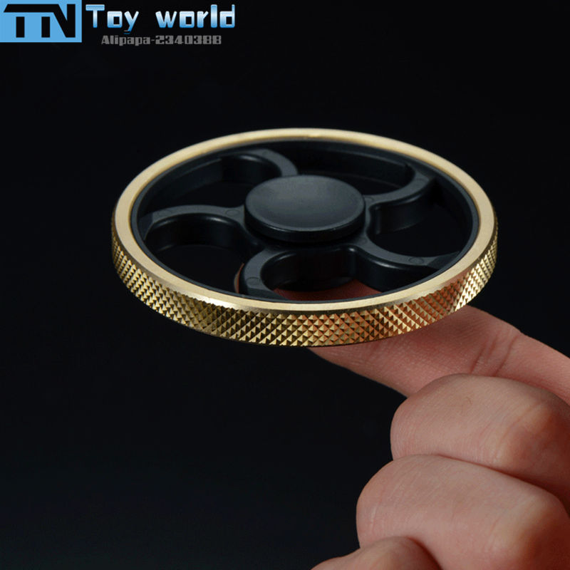 Fingertip Gyroscope