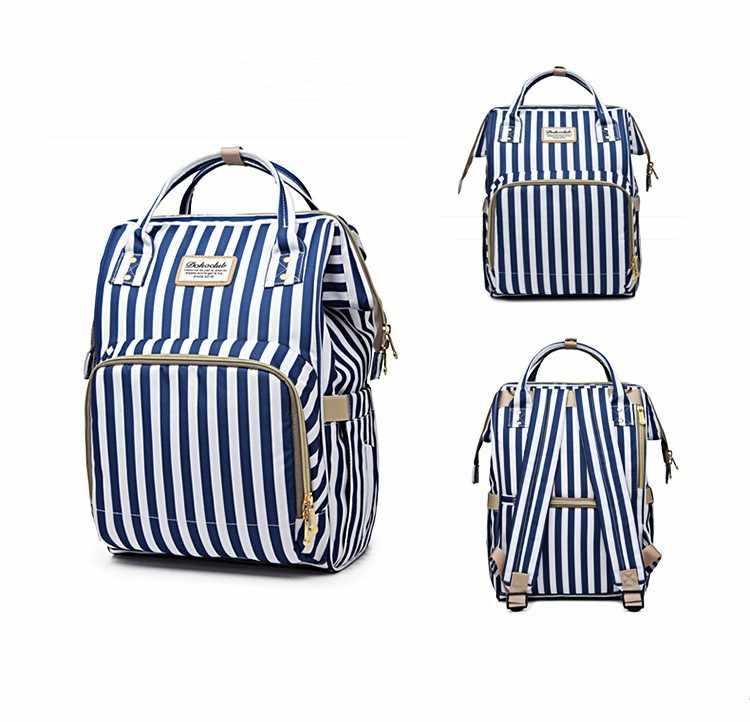 Сумка для подгузников, органайзер, рюкзак для мамы, для детской коляски, мокрая сумка для беременных, сумка для мам, модный рюкзак для мамы