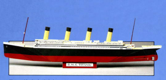 font-b-titanic-b-font-paper-model-1-1200-scale-9-inches-in-length-diy-papercraft-toy