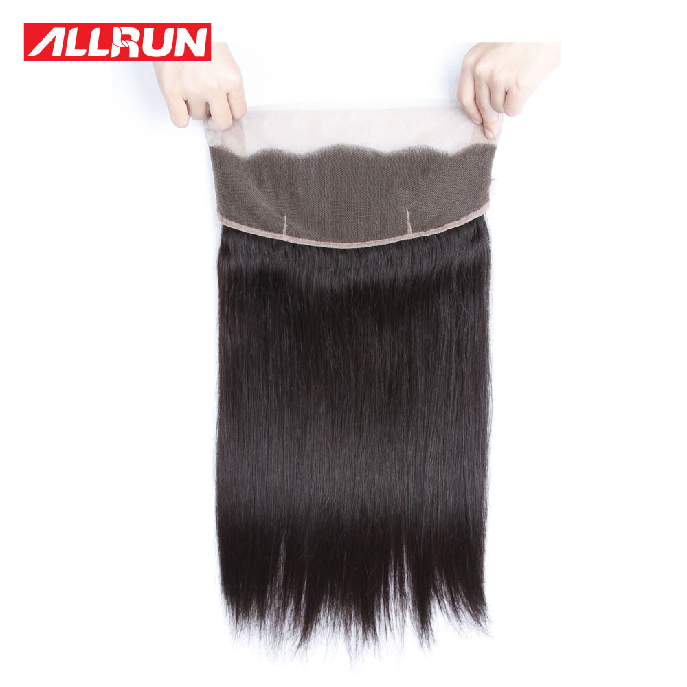 ФОТО Straight Virgin Hair 360 Lace Band Frontal Closure 8A Unprocessed Brazilian Virgin Hair Full 360 Lace Frontal with Baby Hair