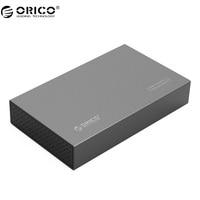 ORICO 3518S3 Aluminum SATA 3 0 To USB3 0 Type B 2 5 3 5 Inch