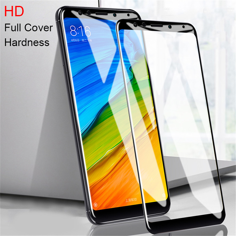 Tempered-Glass Screen-Protector Global-Version Full-Cover Xiaomi Redmi Mi-A1 Note-4