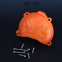 Engine Right Clutch Case Cover Guard Protector For KTM SXF EXCF XCF XCFW FREERIDE 250 350 Motocross Motorcycle Enduro Dirt Bike