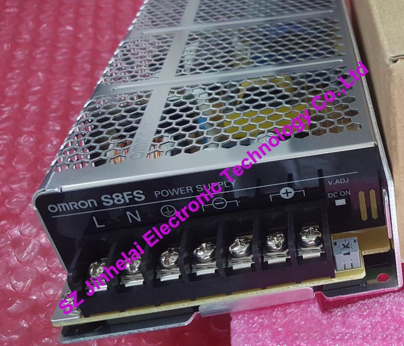 S8FS-C15024J  New and original  OMRON Switching power supply [zob] new original omron omron beam photoelectric switch e3jk tr12 c 2m 2pcs lot
